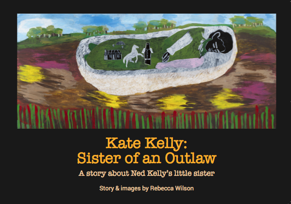 Kate Kelly Front Cover