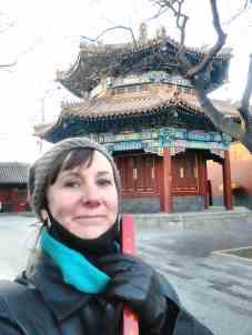 lama temple mask off!