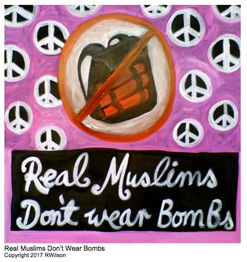 Real Muslims copy