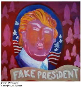 TRUMP Fake Pres