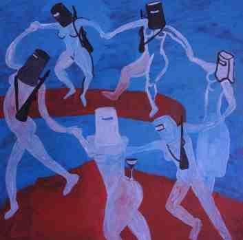 Australian Ode to Matisse_©RWILSON2018