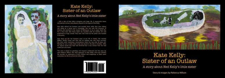 Kate Kelly Book Cover for SOS